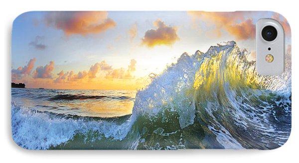 Ocean Bouquet IPhone Case by Sean Davey