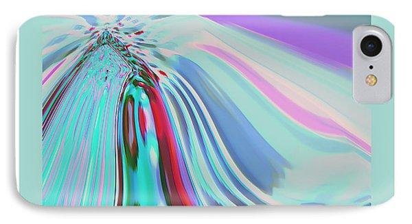Ocean Deco - Ticker Symbol Jamn 7/5/2011 To 8/1/2011 IPhone Case by Stephen Coenen