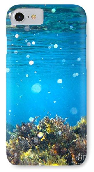 Ocean Garden Phone Case by Stelios Kleanthous