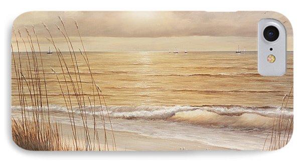 Ocean Glow Phone Case by Diane Romanello