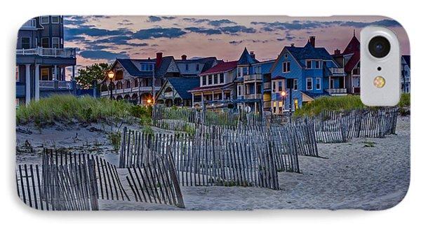 Ocean Grove Asbury Park Nj IPhone Case by Susan Candelario