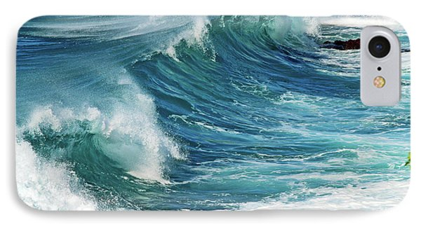 Ocean Majesty IPhone Case by Patricia Griffin Brett