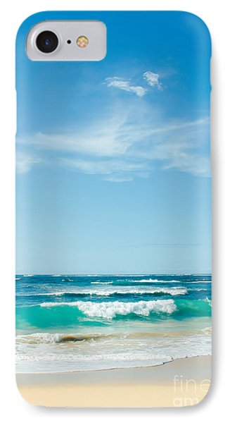 IPhone Case featuring the photograph Ocean Of Joy by Sharon Mau