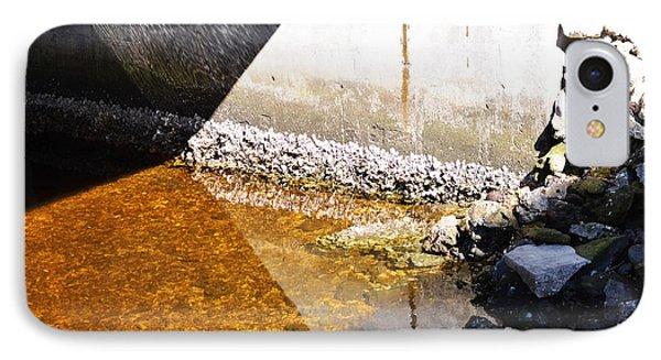 Ocean Photography - Under The Bridge 2 - By Sharon Cummings IPhone Case