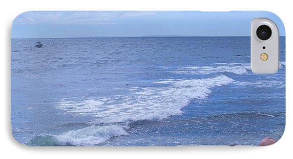 Ocean Rhythm IPhone Case