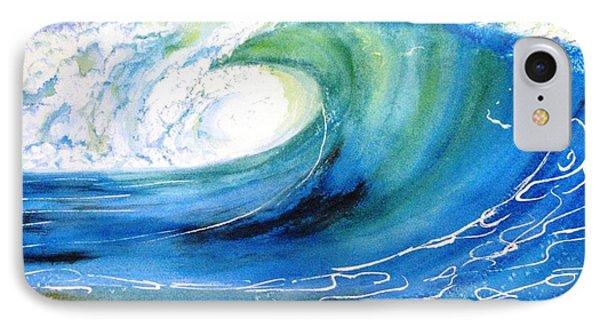 Ocean Spray IPhone Case by Carlin Blahnik