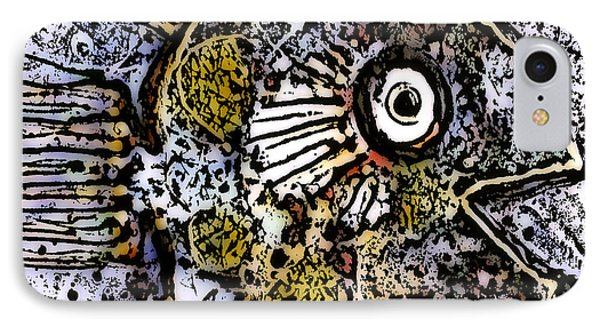 Ocean Sunfish IPhone Case