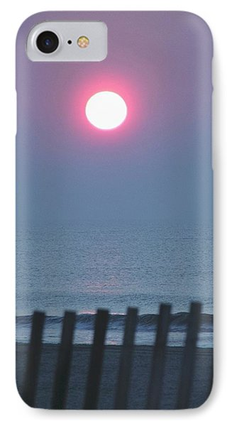 Ocean Sunrise IPhone Case by John Wartman