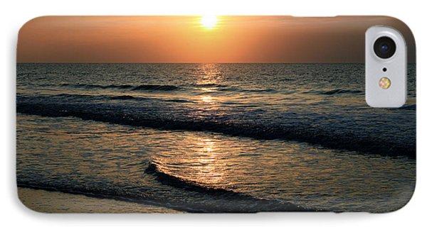 Ocean Sunrise Over Myrtle Beach IPhone Case