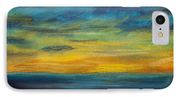 Ocean Sunset Phone Case by Dana Strotheide