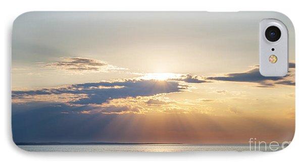 Ocean Sunset IPhone Case by Elena Elisseeva