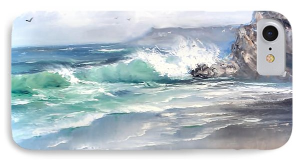 Ocean Surf IPhone Case