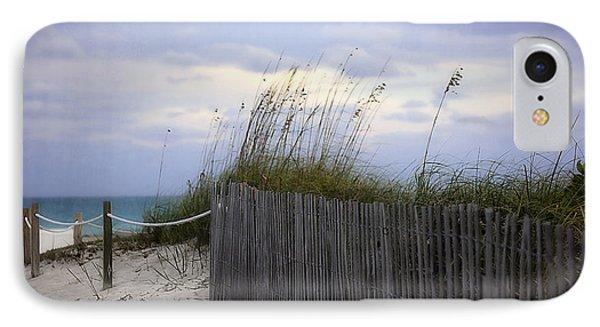 Ocean View 2 - Miami Beach - Florida IPhone Case by Madeline Ellis