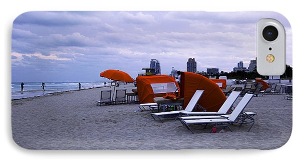Ocean View 6 - Miami Beach - Florida Phone Case by Madeline Ellis