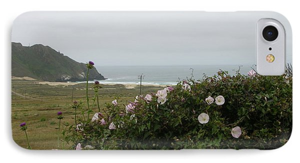 IPhone Case featuring the photograph Ocean View by Helen Haw