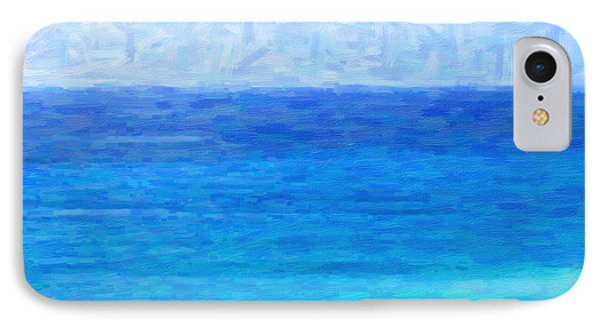 Ocean View IPhone Case by Kenny Francis