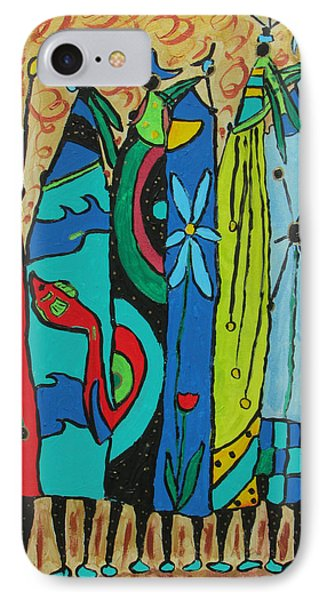 Oceania IPhone Case by Clarity Artists