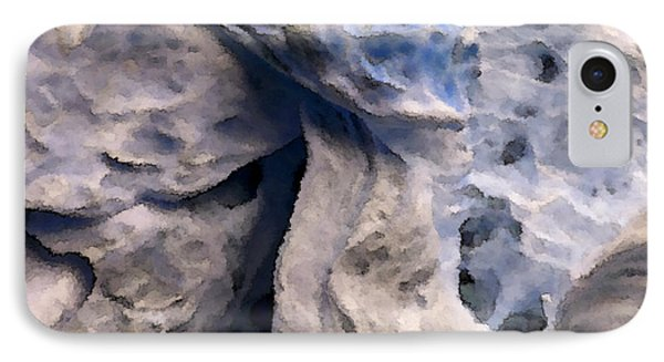 Oceans Edge Phone Case by Gwyn Newcombe
