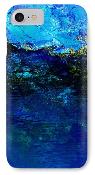 Oceans Edge IPhone Case by Michael Nowotny
