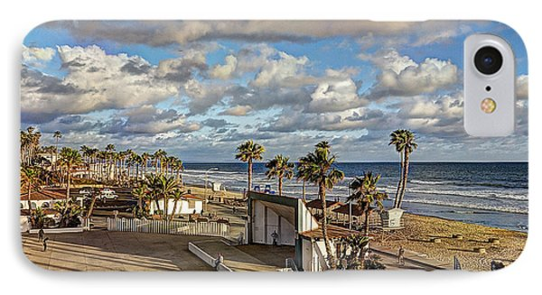 Oceanside Amphitheater IPhone Case by Ann Patterson