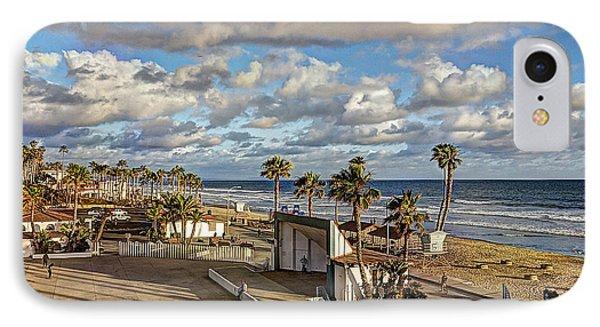 Oceanside Amphitheater IPhone Case