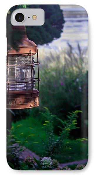 Oceanside Lantern IPhone Case by Patrice Zinck