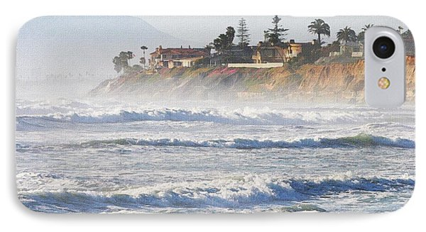 Oceanside California IPhone Case by Tom Janca