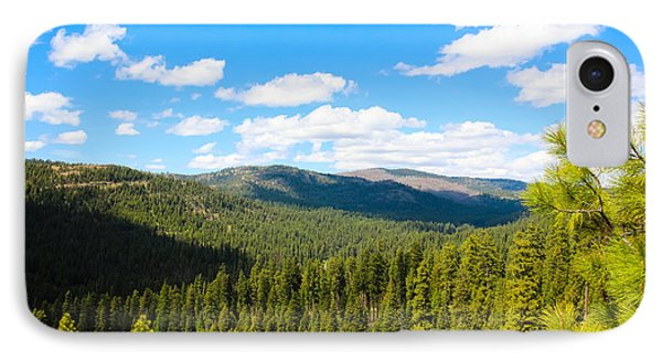 Ochoco National Forest IPhone Case