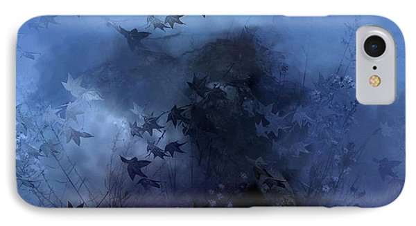 October Blues Phone Case by Gun Legler