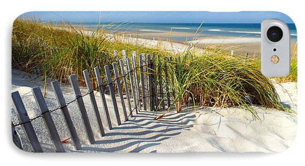 IPhone Case featuring the photograph October Beach by Dianne Cowen