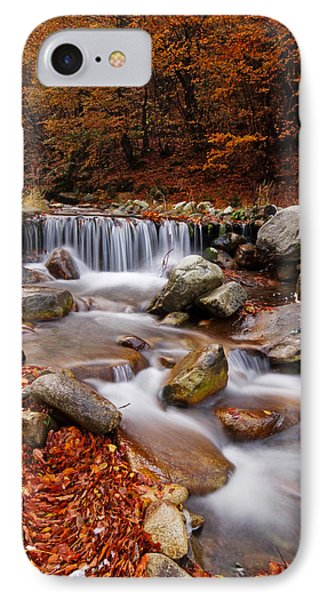 October Stream Phone Case by Mircea Costina Photography