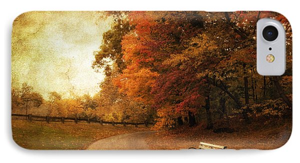 October Tones Phone Case by Jessica Jenney