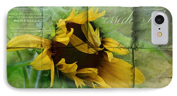 IPhone Case featuring the photograph Ode To Summer by Kathleen Holley