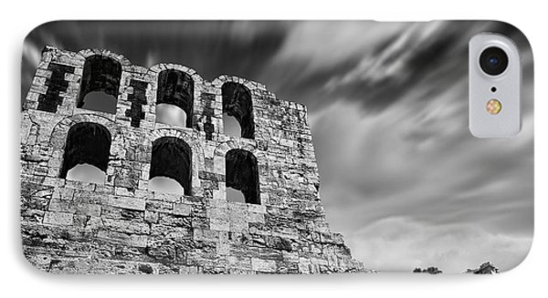 Odeon Of Herodes Atticus - Athens IPhone Case