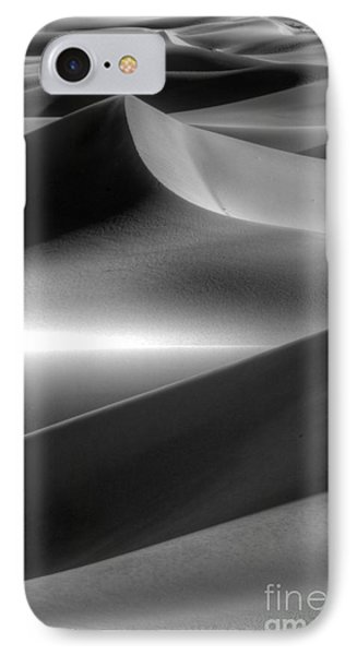 Of Light And Shadow Phone Case by Bob Christopher