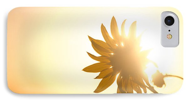 Of Sun And Flowers IPhone Case