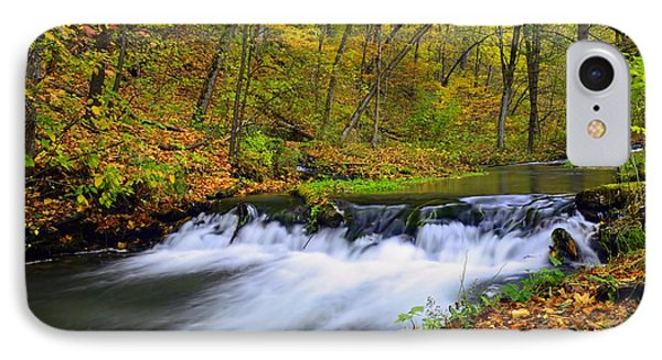 Off The Beaten Path IPhone Case by Bonfire Photography