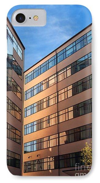 Office Building Malmo Phone Case by Antony McAulay