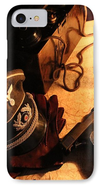 Officer's Option   IPhone Case