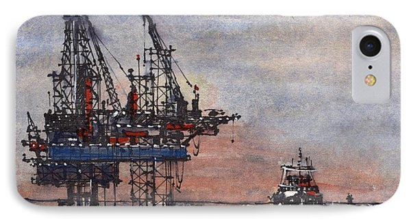 Offshore IPhone Case by Tim Oliver
