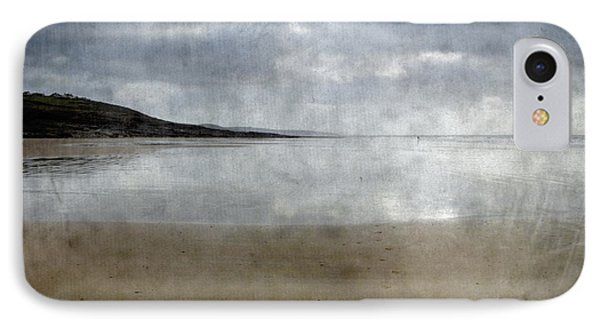 Ogmore Beach Phone Case by Kevin Round