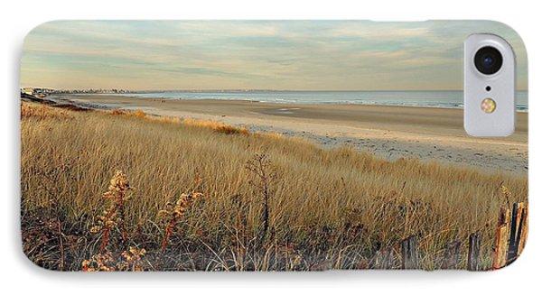 Ogunquit Beach 3 IPhone Case by Marcia Lee Jones