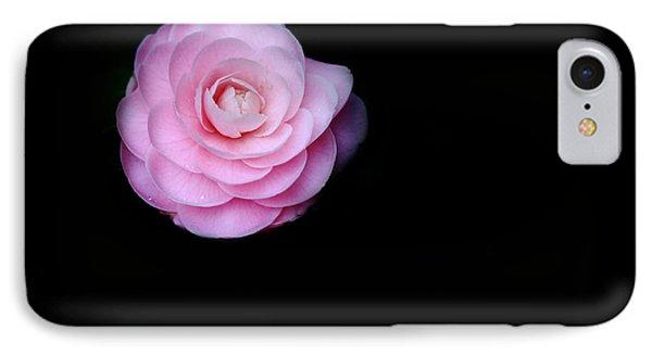 Oh Camellia Phone Case by Rebecca Cozart