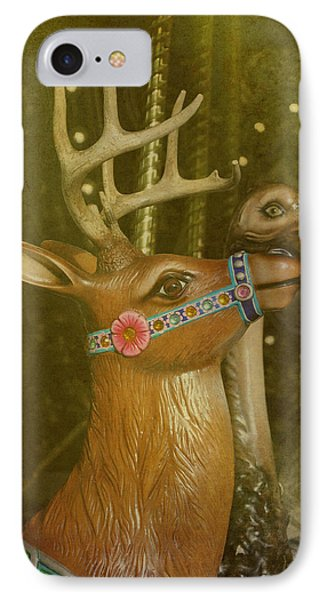 Oh My Deer Phone Case by Jan Amiss Photography
