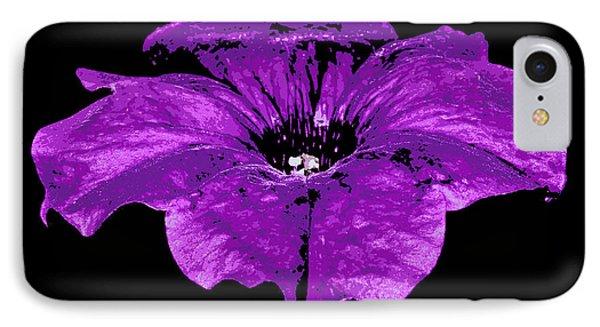 Oh Petunia.... IPhone Case by Tammy Schneider
