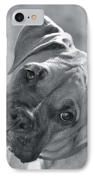 IPhone Case featuring the photograph Oh Puppy by Barbara Dudley