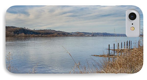 Ohio River Valley IPhone Case by Diana Boyd