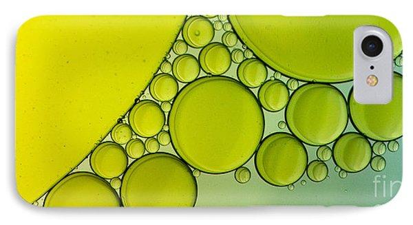 Oil 29 IPhone Case by Rebecca Cozart