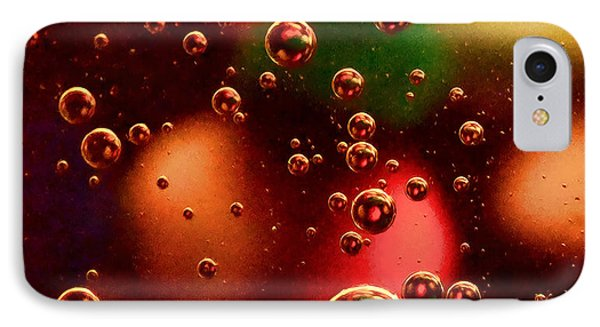 Oil And Water 1 IPhone Case