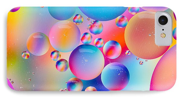 Oil And Water Phone Case by Dawna  Moore Photography